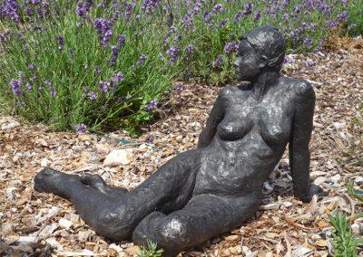 Naomi (cast bronze resin) £500, 1 of 6