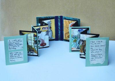 Artist's Book, mixed media