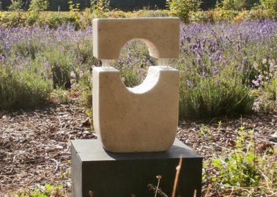 Untitled, Hoptonwood stone