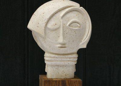 Ava, polished Terazzo (36cm)