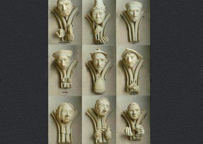 Nine Bishops Named