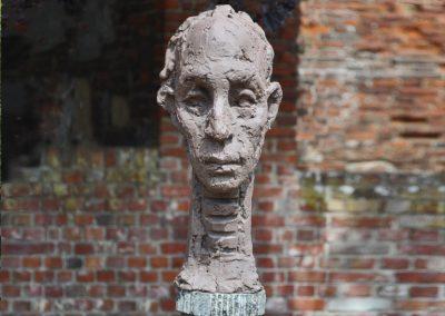 Small Terracotta Head