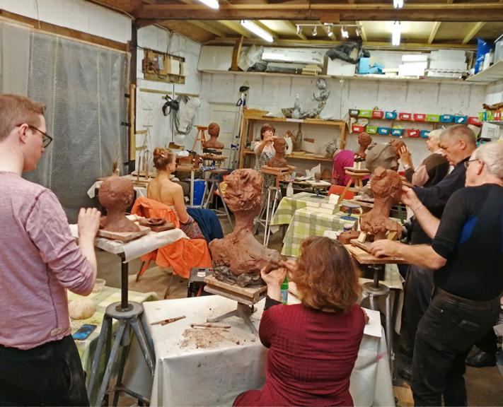 Head & Torso Workshop