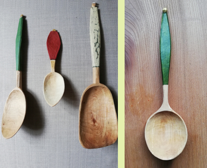 Swedish Style Spoon Carving